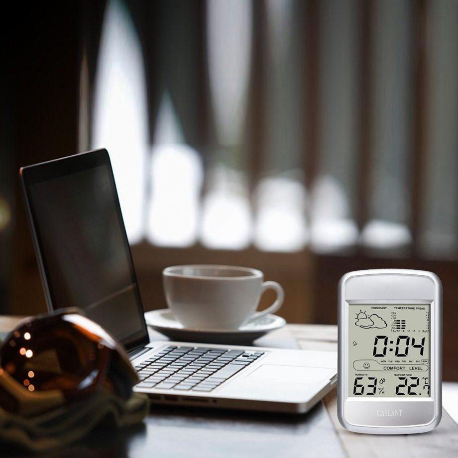 Thermomètres d'intérieur : les modèles standard