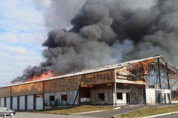 Se prémunir contre les incendies dans un chantier