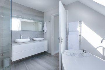 accessoires indispensables d'une salle de bain design