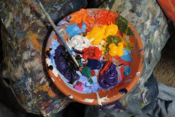 peindre un tableau dans les règles de l'art